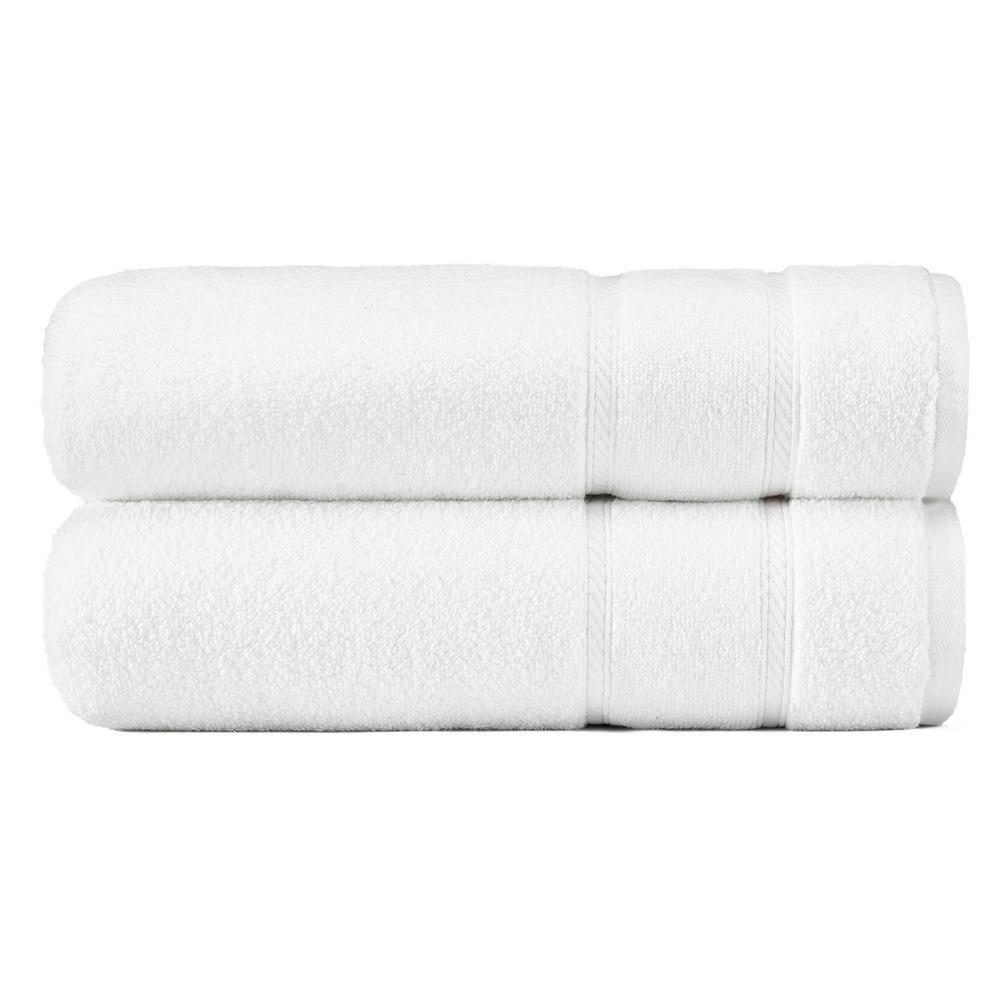 Nautica Belle 6 Piece White Solid Bath Towel Set Bath Towels Towel Set Bath Towel Sets