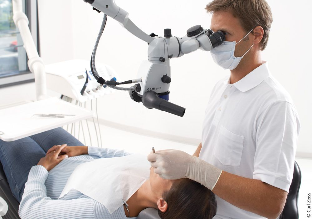 When the soft tissue inside the root canal