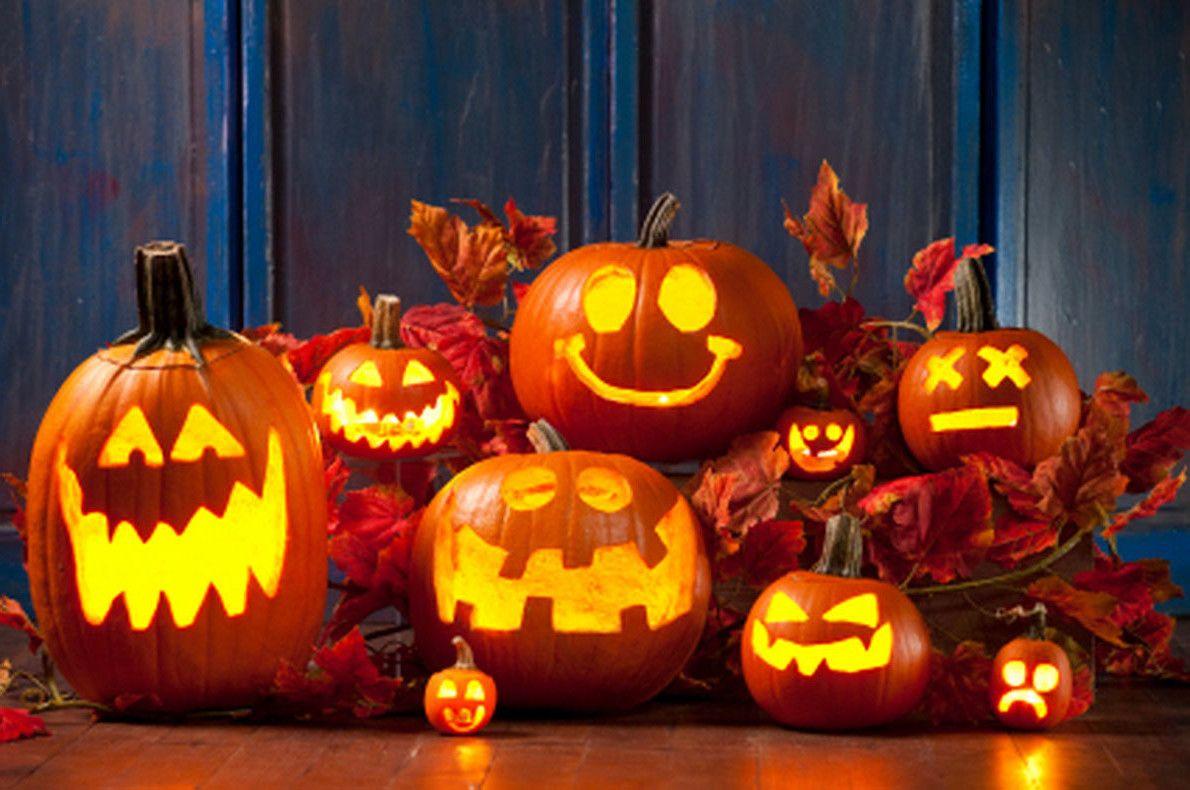 fall halloween wallpaper - Halloween Party Wallpaper