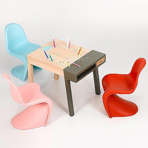 Panton Junior Chair By Vitra At Lumens.com