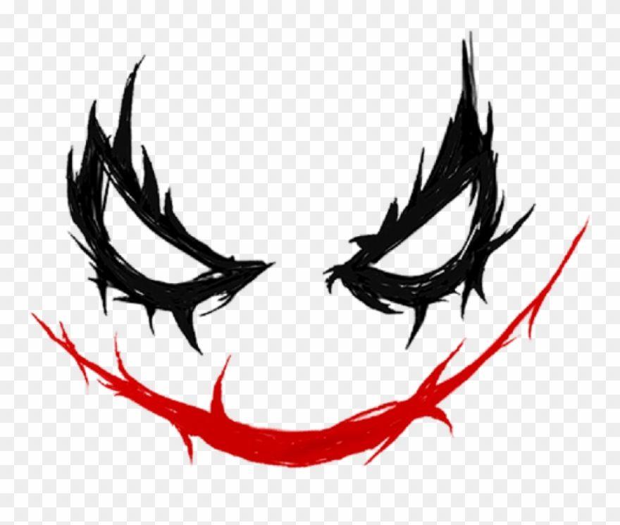 Download Png Joker Sticker Png Gif Base In 2020 Smile Tattoo Joker Smile Tattoo Joker Tattoo Design