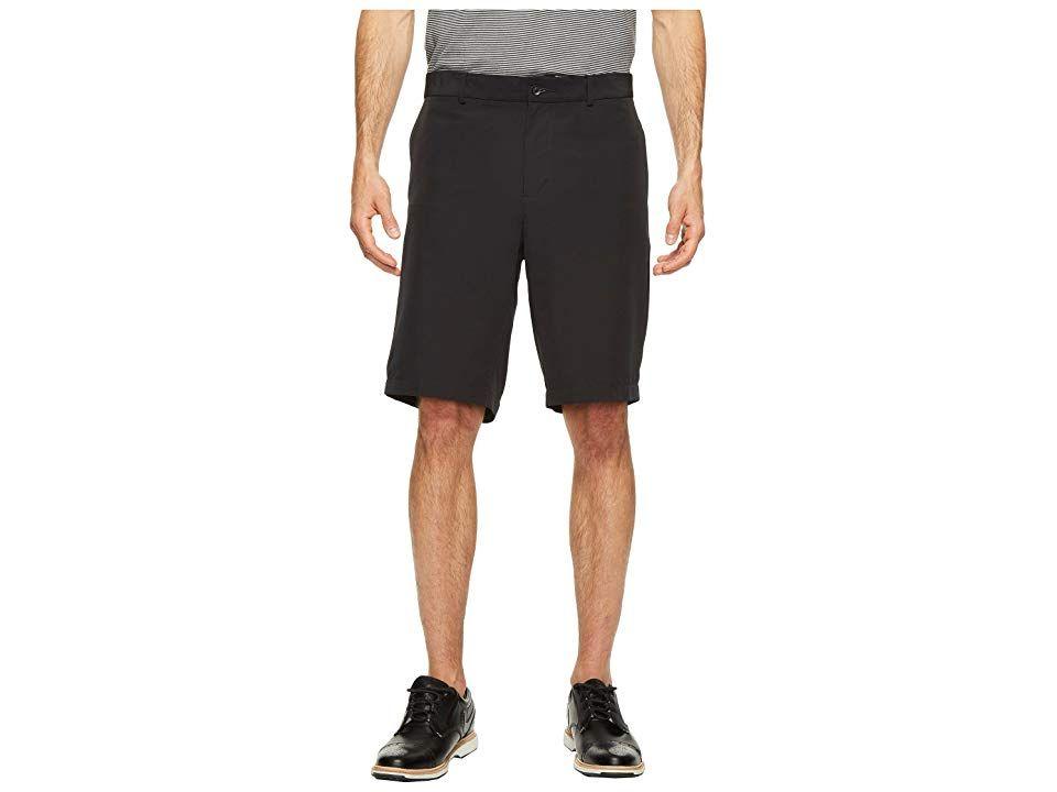 Nike Golf Hybrid Woven Shorts (Black) Men s Shorts. Walk the fairway with  confidence 6739eb62e