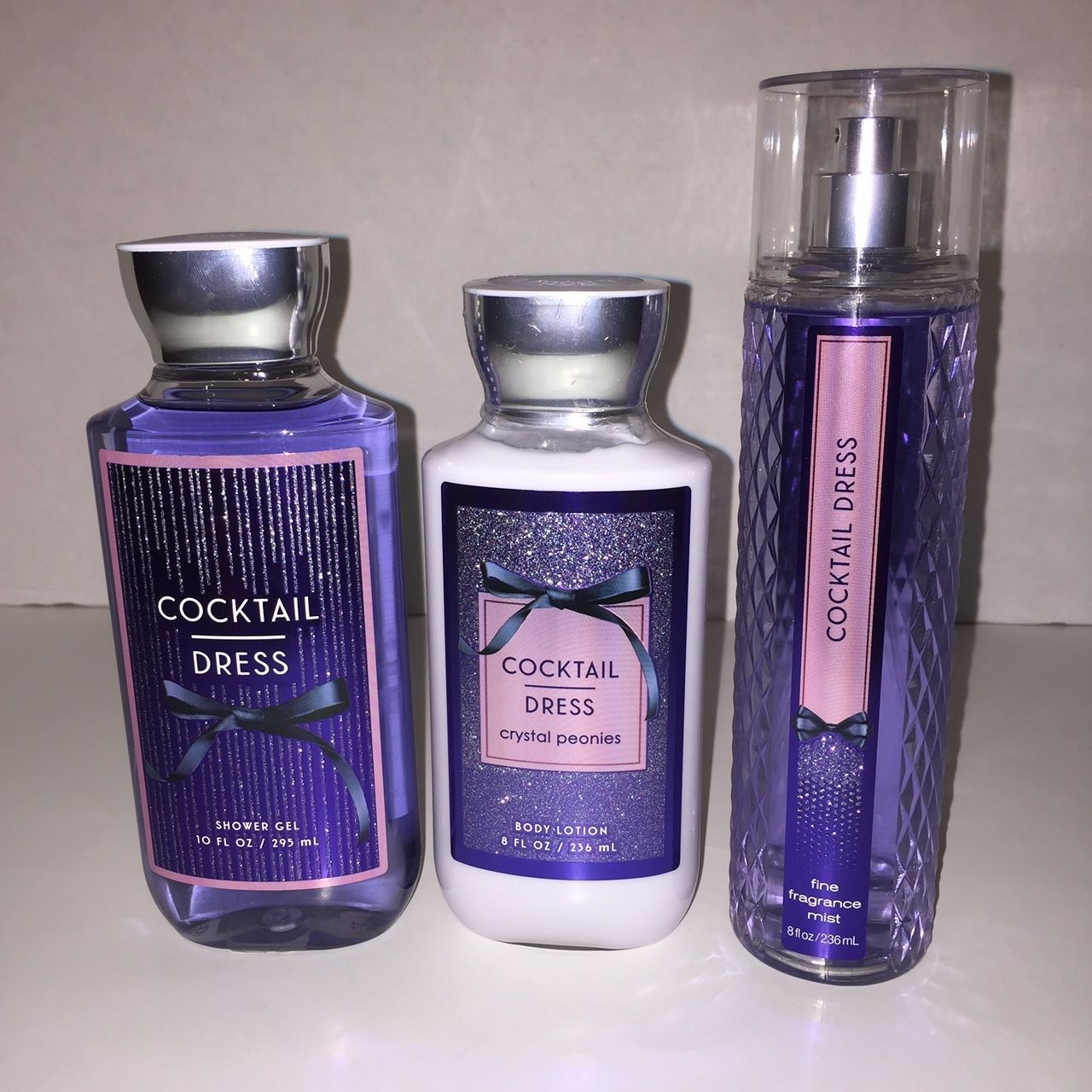 Mixed Items Bath And Body Works Cocktail Dress Crystal Peonies Gel Lotion And Mist Free Ship Buy It Now Only Bath And Body Works Bath And Body Body Lotion [ 1280 x 1280 Pixel ]