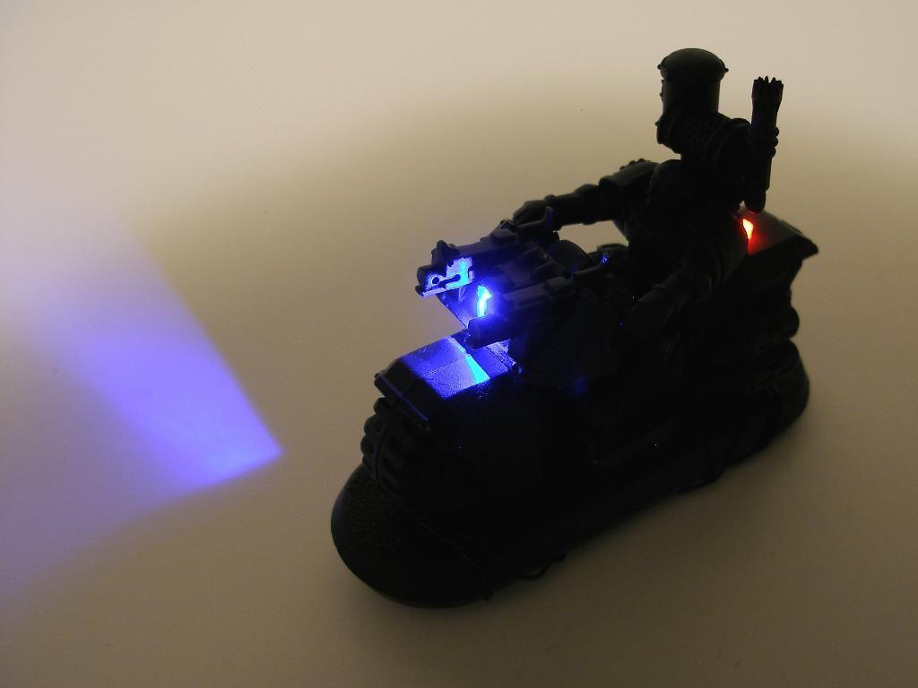 Bike Magnet Conversion LED 2