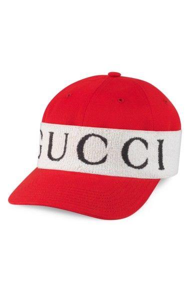 07af0f16676 GUCCI Knit Band Ball Cap.  gucci