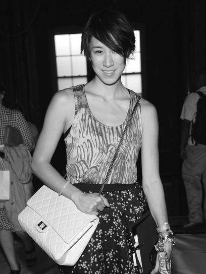Eva Chen: Beauty Director Teen Vogue