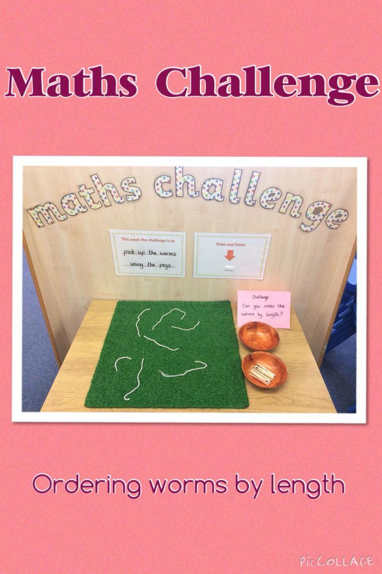 Eyfs maths challenge ordering by length ssm number challenge ordering by length ssm early math early years maths ibookread ePUb