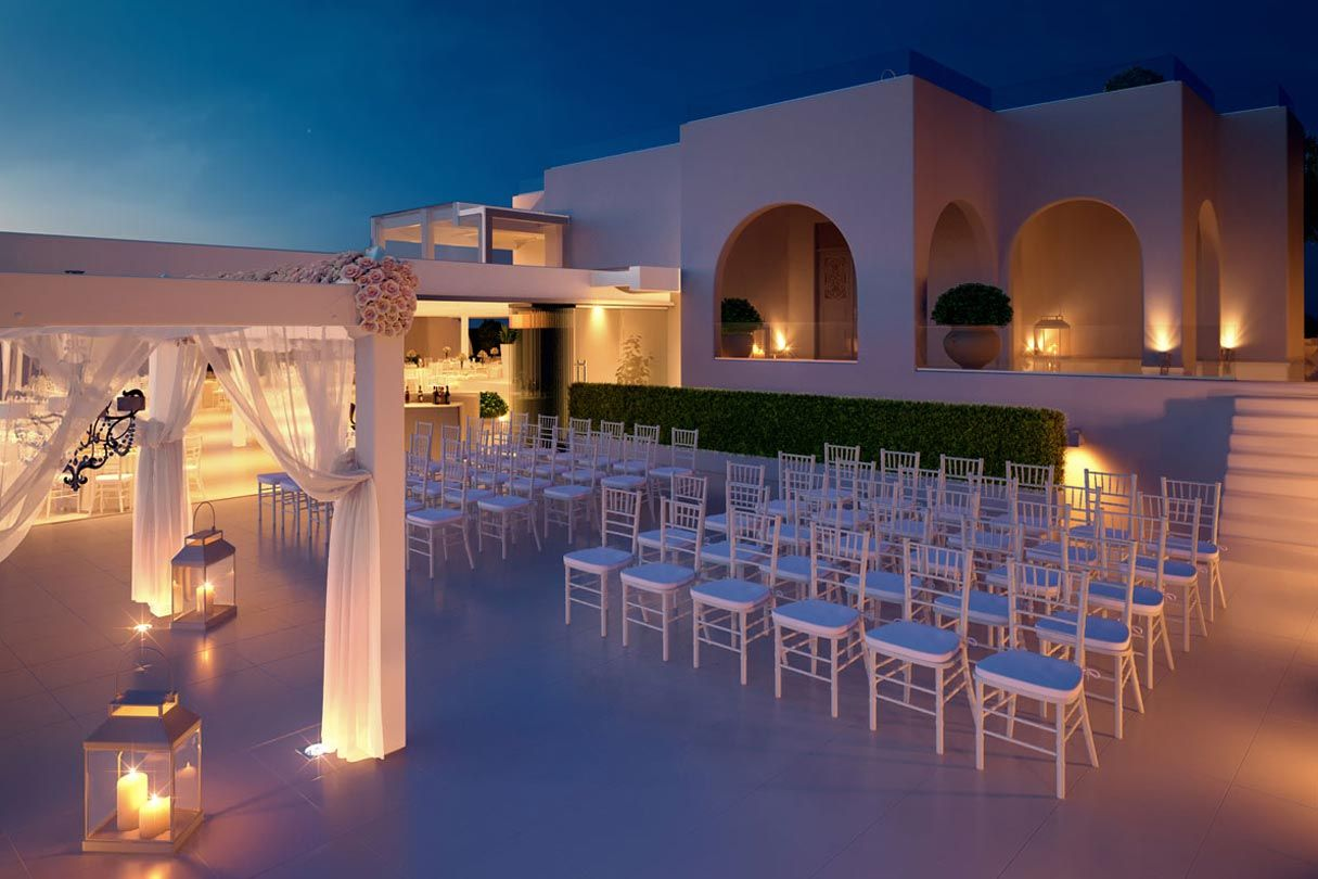 Le Ciel Santorini Wedding Venue Venues Locations