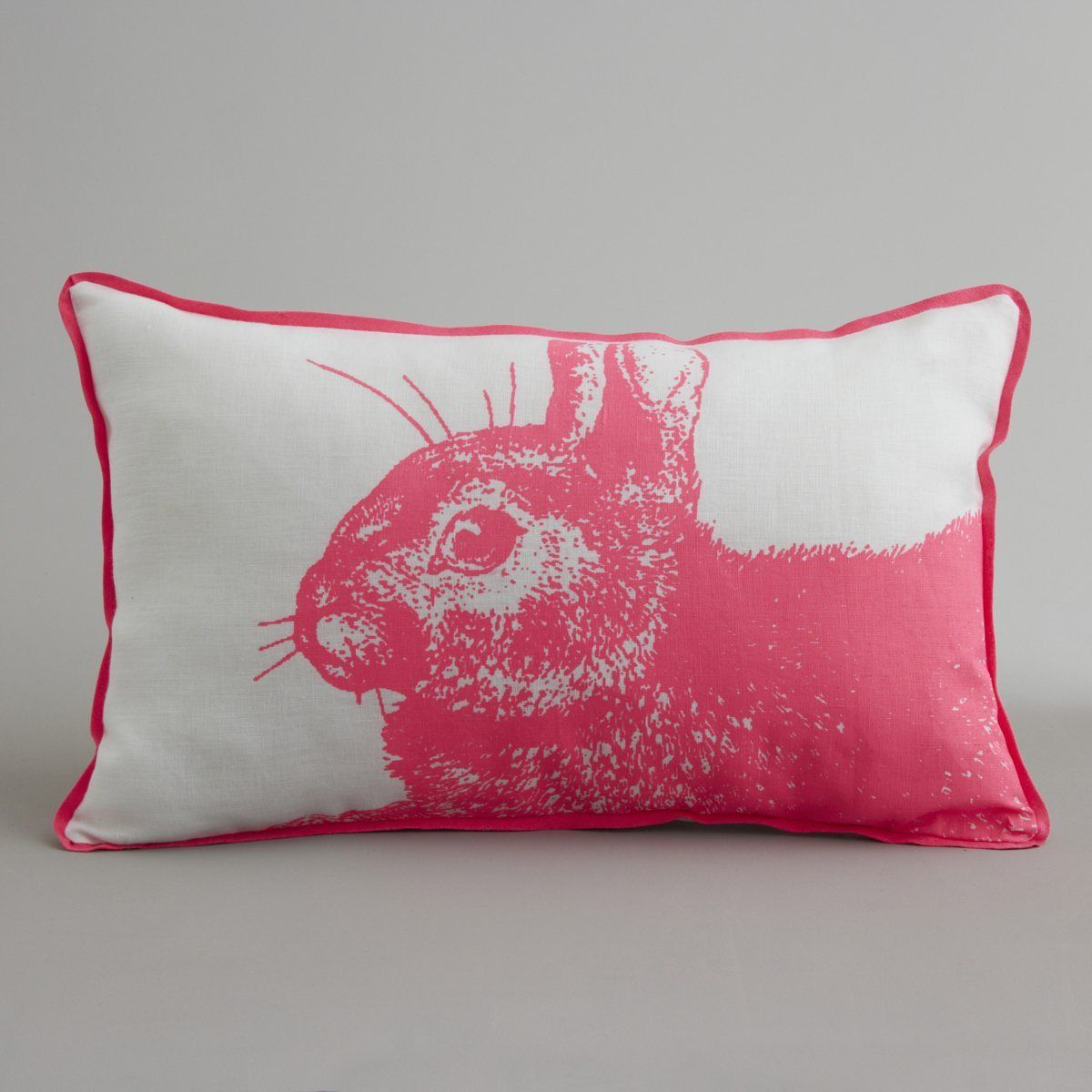 Objet Deco Lapin Housse De Coussin Rabbit Am Pm Objects And Design