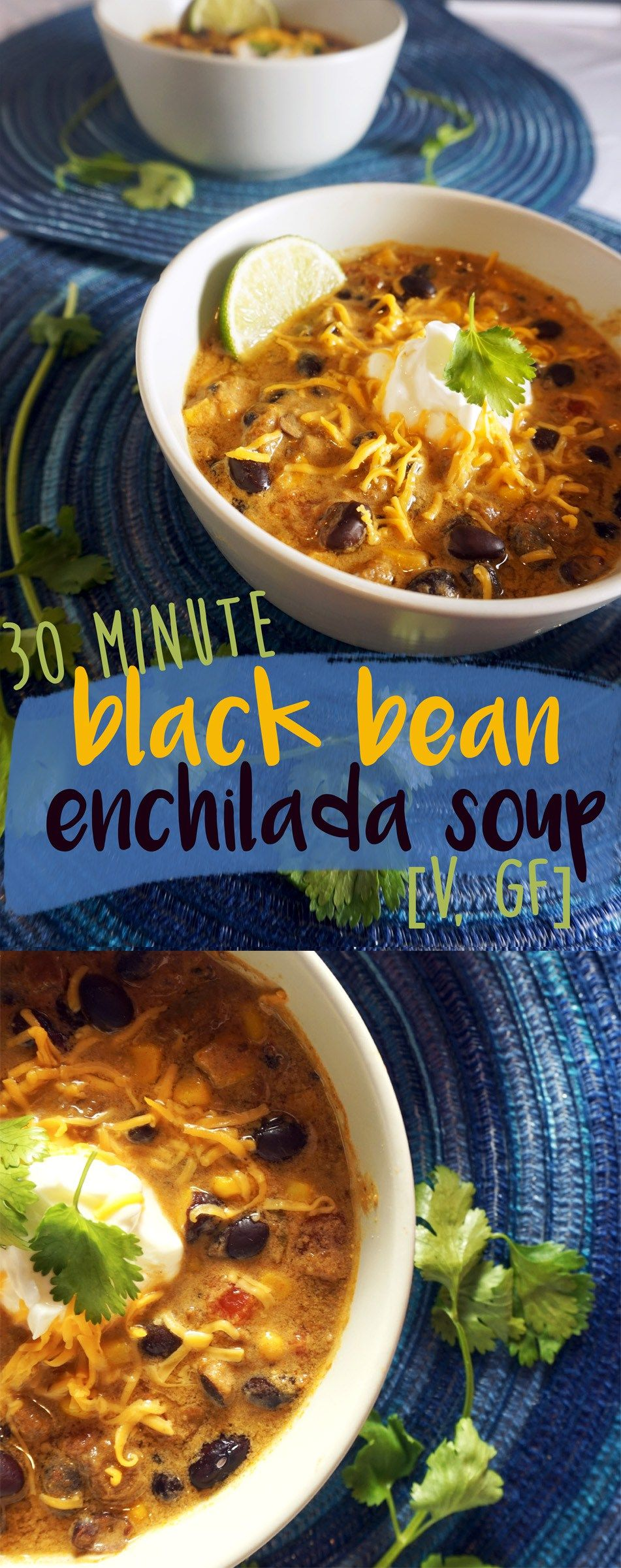 Beefy, cheesy, and packed with protein, this hearty enchilada soup combines all the flavors of enchiladas into one bowl. Done in 30 minutes and requiring zero prep work, this soup is as easy as it is delicious.