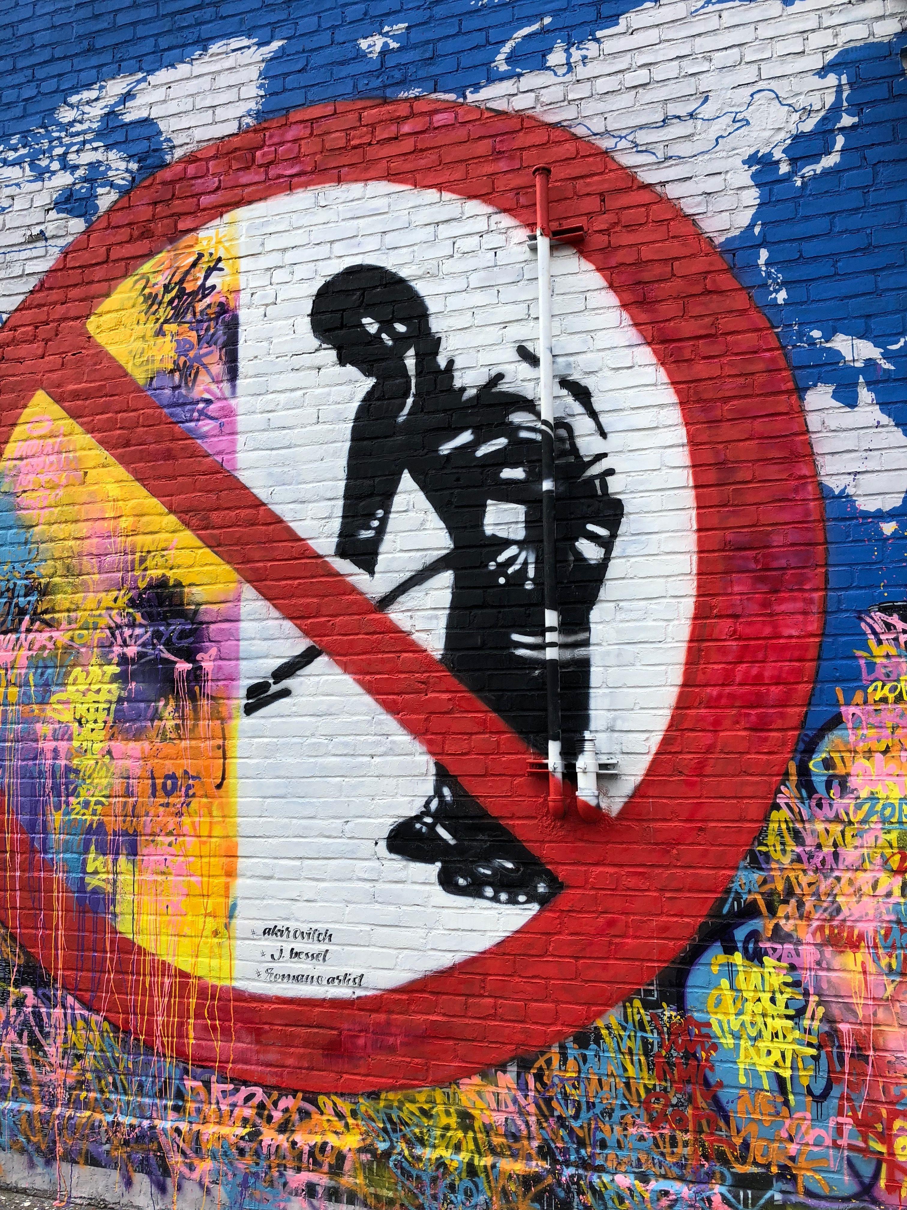 Urban art · street · queens ny