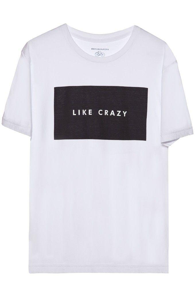 5ec21020b2 Ver detalles de Remera Crazy · Camisetas MasculinasPretoCamisetas ...