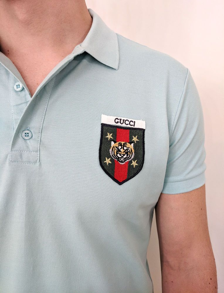 cf589e12ce3 NEW GUCCI MINT T-SHIRT Size M  fashion  clothing  shoes  accessories   mensclothing  shirts (ebay link)