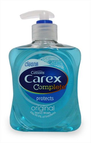 Carex Complete Original Hand Wash 250ml Carex Complete Original