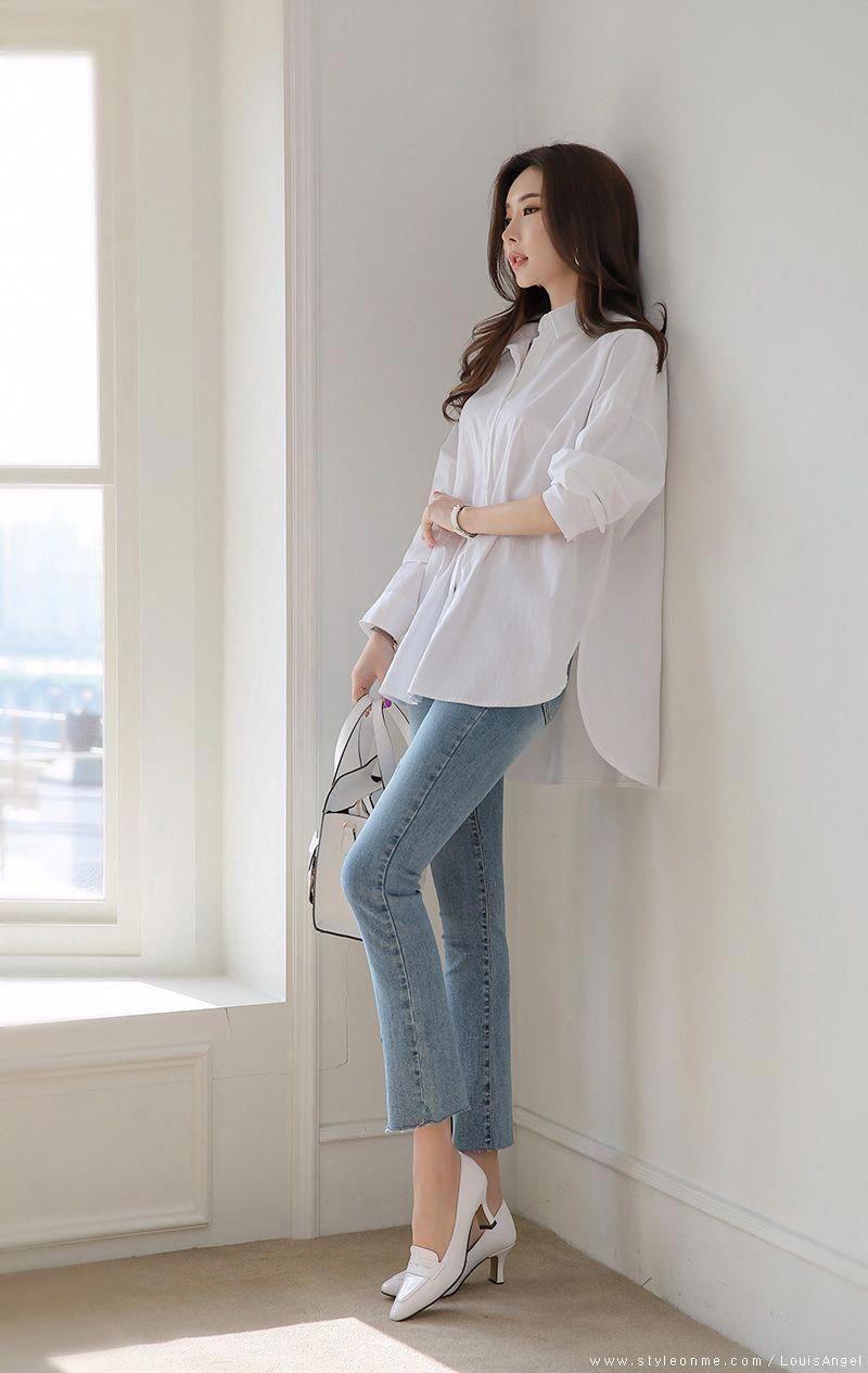 korean fashion outfits 8 #koreanfashionoutfits  Gaya model
