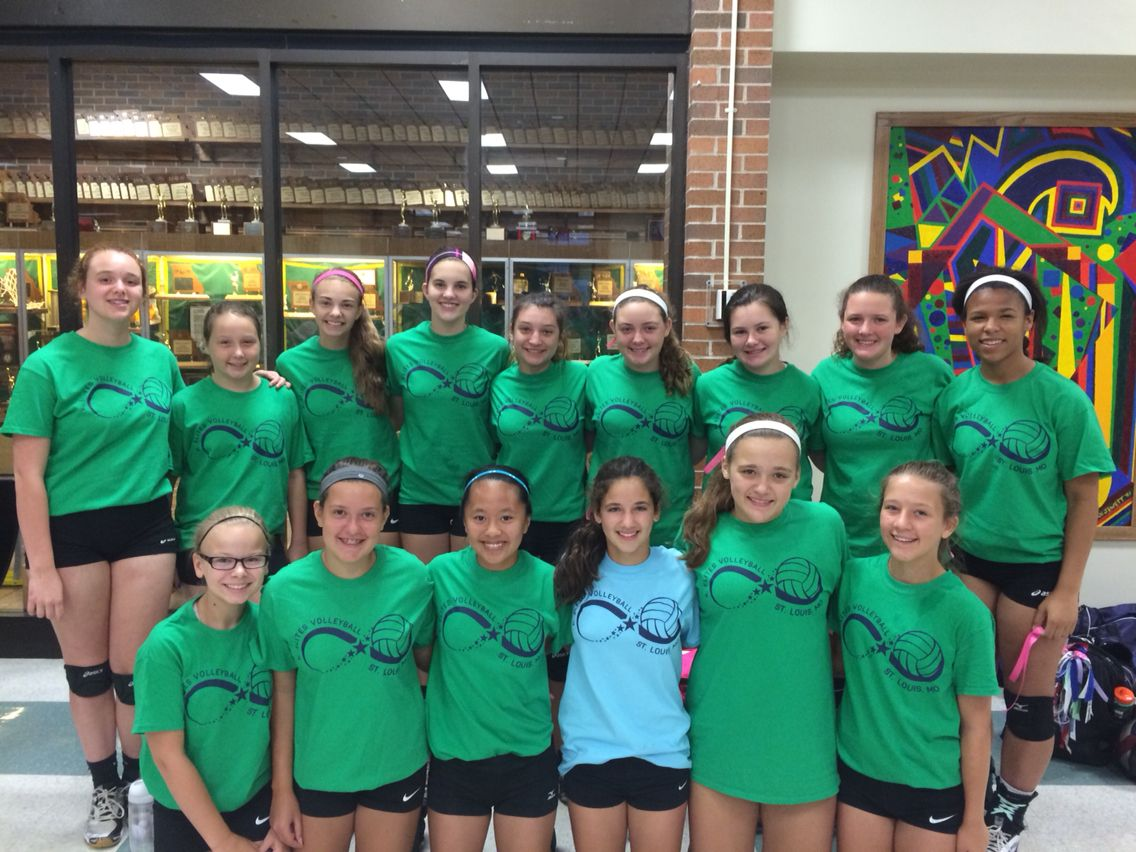 Show Me Games 2015 K Elites Volleyball Clubs Elite I Am Game