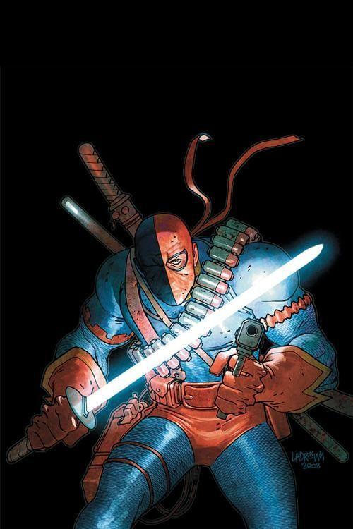 Deathstroke -  Deathstroke | DC Comics Deathstroke  -