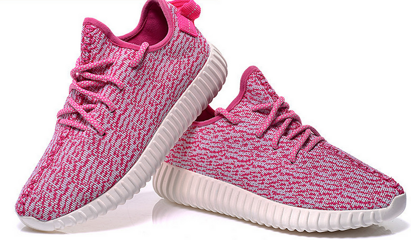 Womens Adidas Yeezy Boost 350 Low Kanye West Pink .
