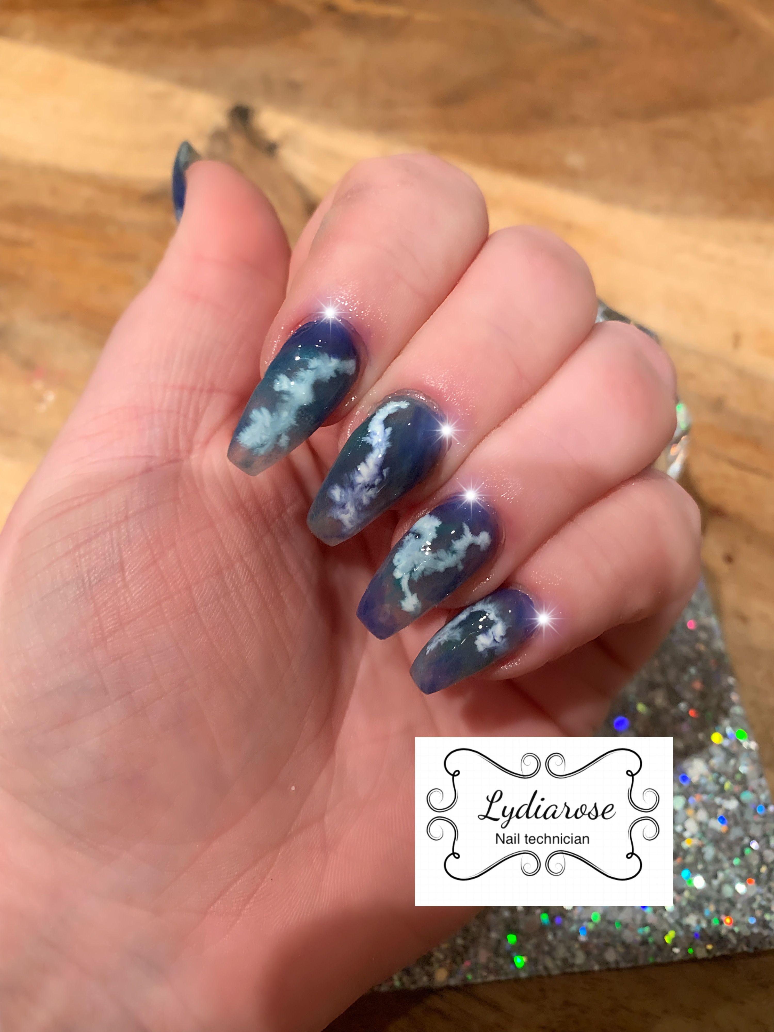 Pin by Jaylenne Alaniz on Gel polish ideas   Acrylic nails