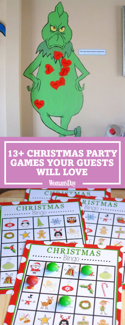 Christmas Party Family Games Ideas Part - 15: Keep Friends And Family Occupied On Christmas Day With These Playful  Activities.