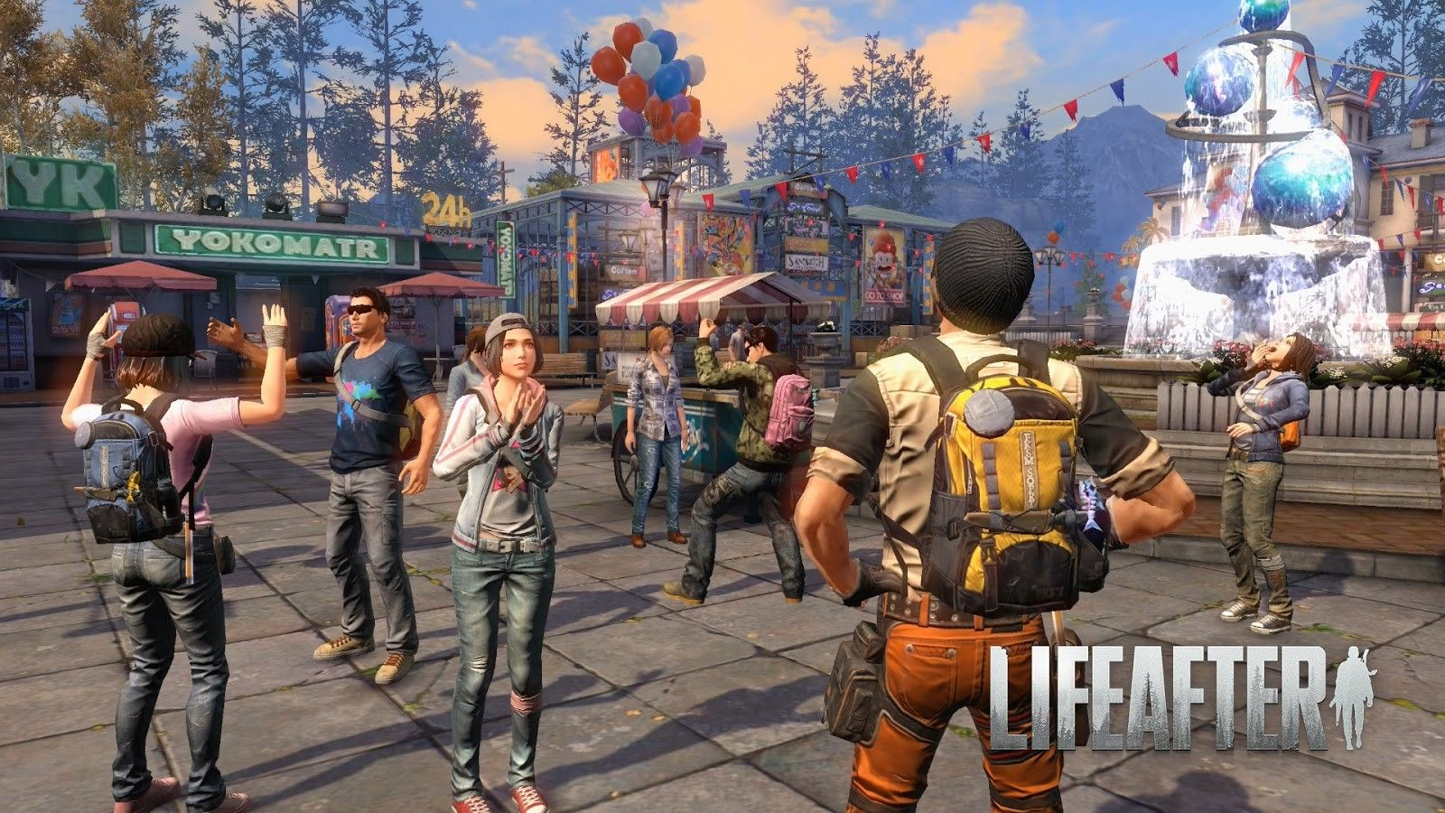 Life After For Android Zombie Survival Hidup