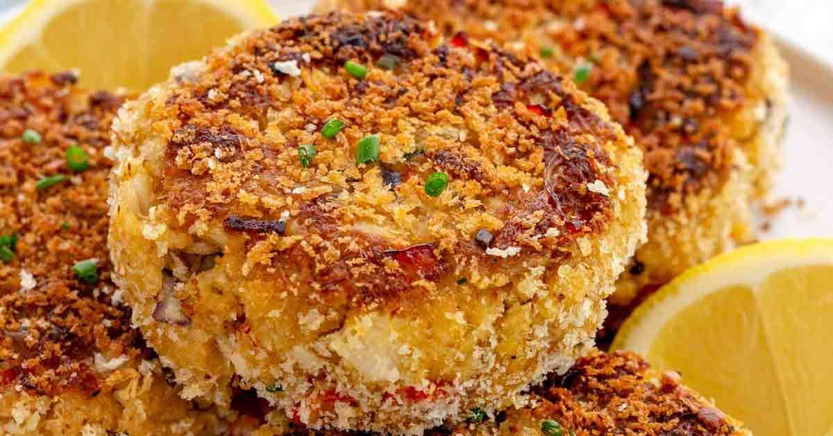 Crab cakes recipe crab cakes trini food crab cake
