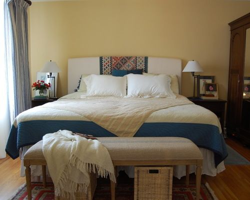 Best How To Organize A Narrow Bedroom Feel More Spacious Home 400 x 300