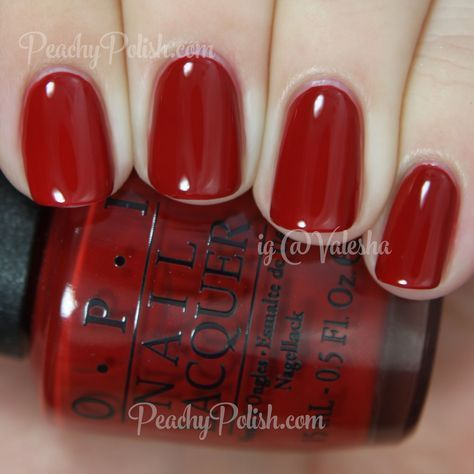 OPI Romantically Involved | Fifty Shades of Grey Collection | Peachy Polish - th...  - Nails -