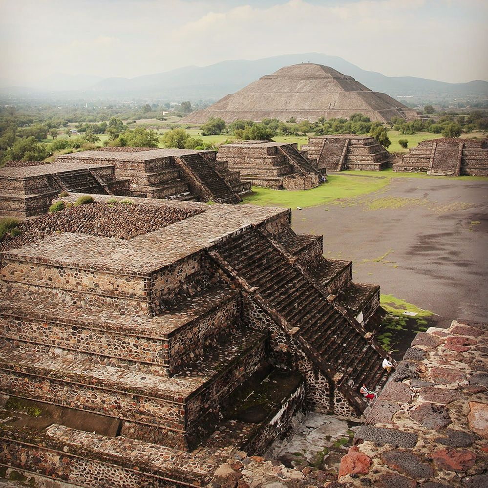 Of Mexicos Best Kept Secrets Teotihuacan City And Central - 7 ancient ruins of central america