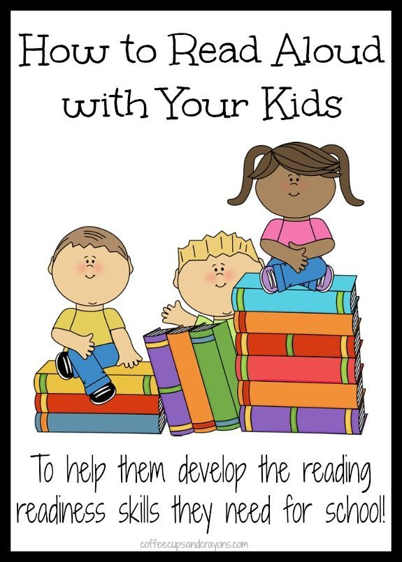 How To Read Aloud To Your Child School Images Kids Going To School Book Clip Art
