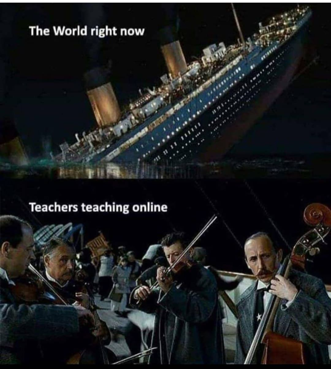 Memes Z Shared A Post On Instagram My Gpa Is The Titanic Teaching Memes Teaching Humor Funny Memes