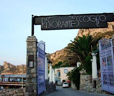 Europe's Best Places to Eat Like a Local: Lo Scoglio da Tommaso Amalfi Coast Italy