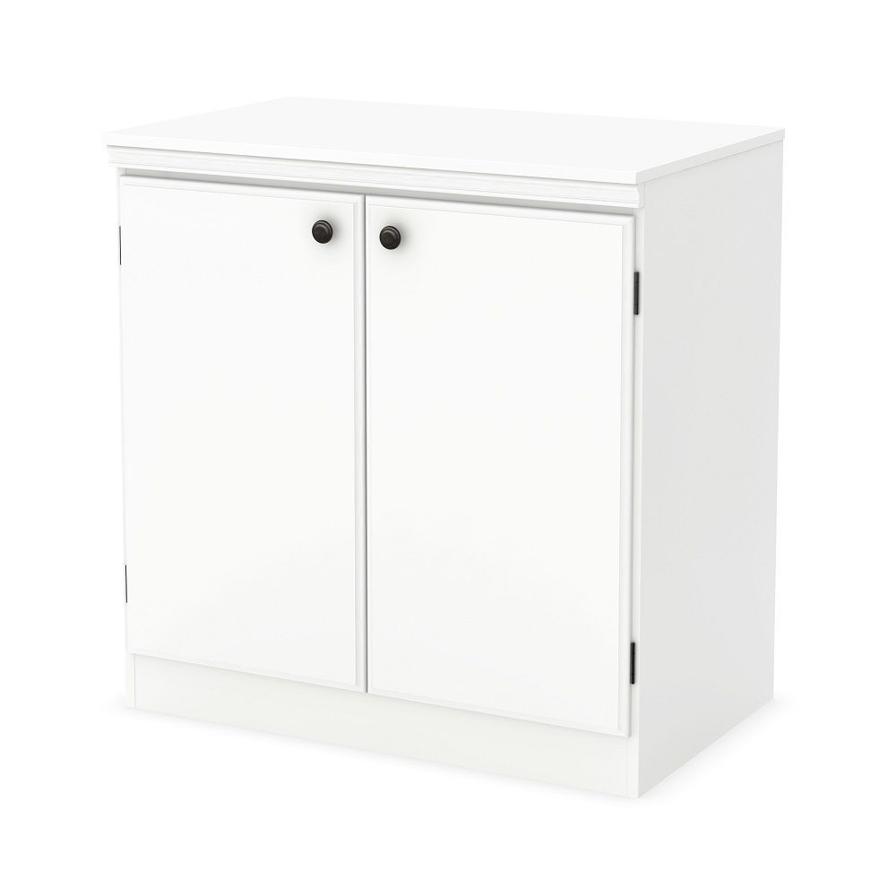 Morgan 2 Door Storage Cabinet Pure White Office Storage Cabinets Storage Cabinet Door Storage