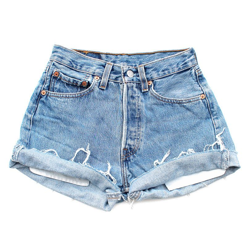 Women's Vintage Levi's Original Blue 501 Series Genuine Denim ...