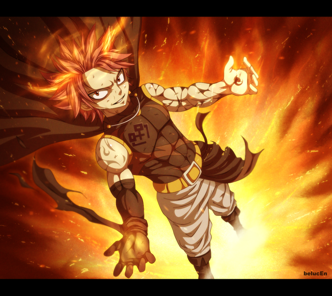 Fairy Tail - Etherious Natsu Dragneel by belucEn.deviantart.com on ...