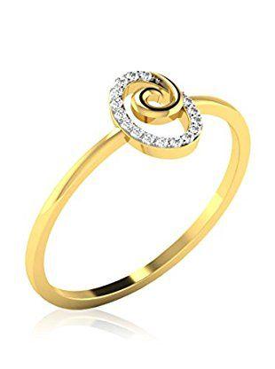 Vittoria Jewels Anello (Oro Giallo)