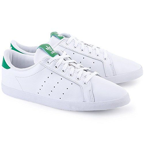 Adidas - Miss Stan - M19536 - Color: Green-White - Size: 8.5