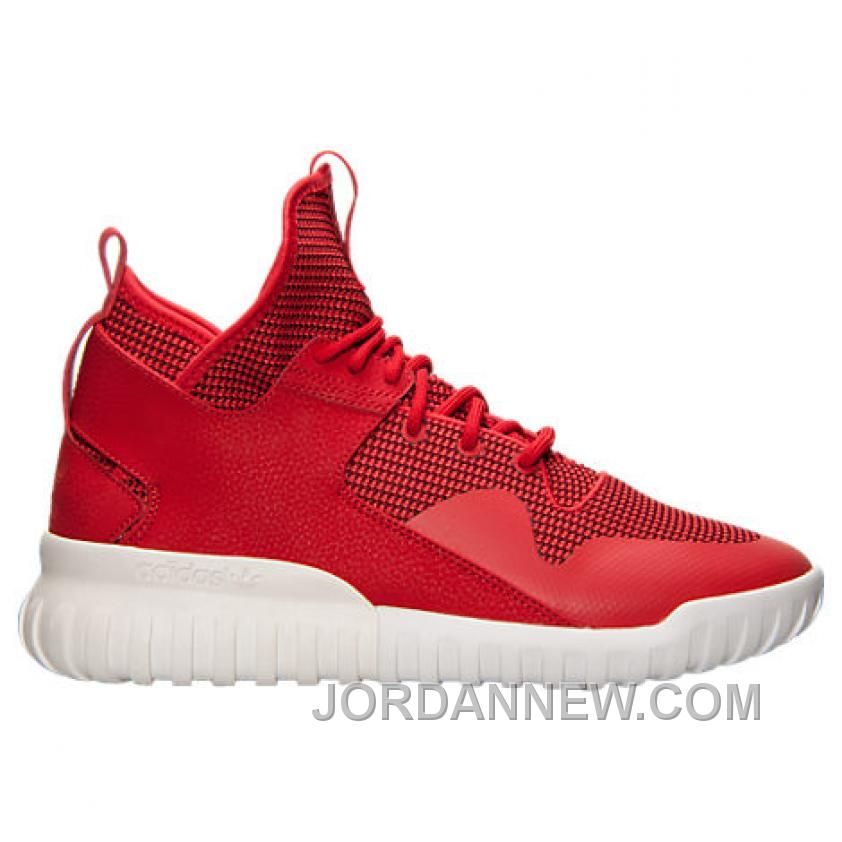 S77842 RED Men's Adidas Tubular X Casual Shoes Collegiate Red/Red/White  Online, Price: $139.00 - Air Jordan Shoes, Michael Jordan Shoes