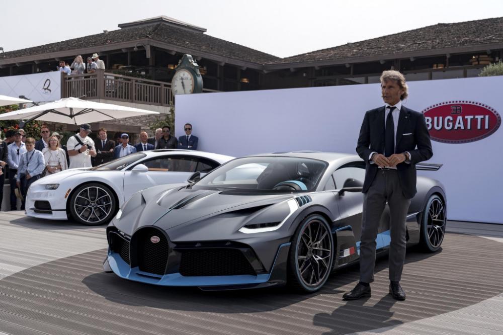 Bugatti Divo Bugatti