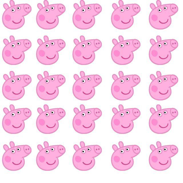 More free Printables | peppa pig | Pinterest | Free printables
