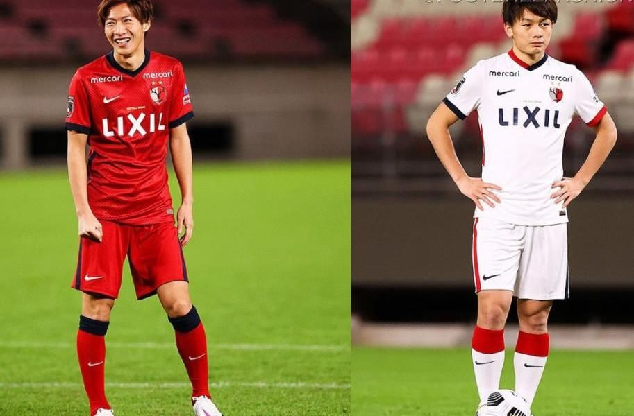 Kashima Antlers 2021 Nike Home and Away Kits - FOOTBALL FASHION ...