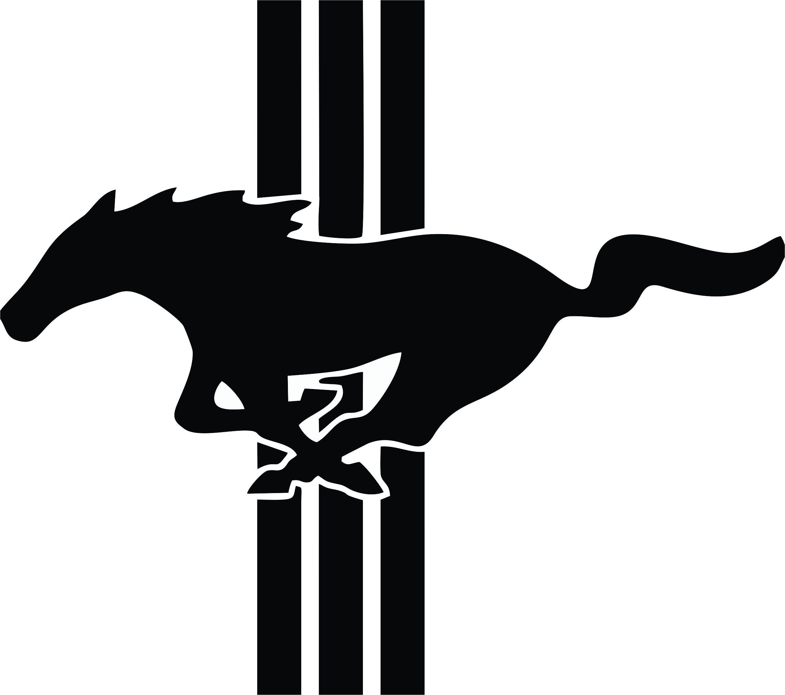 Mustang Svg Jpeg For Printing By Svgcollage On Etsy Mustang Logo Ford Mustang Logo Mustang Tattoo