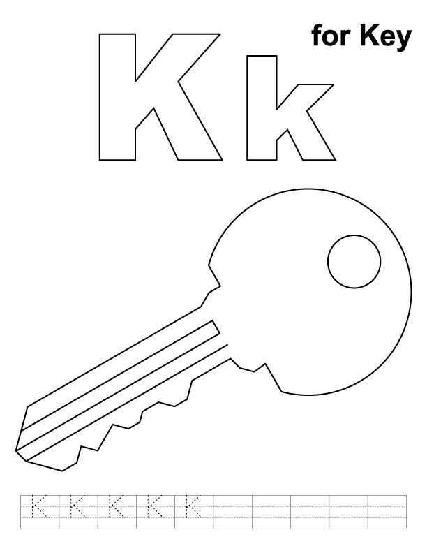 Key Color Pages