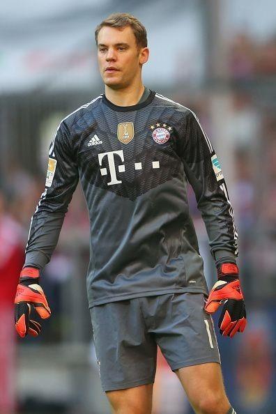 Manuel Neuer Aktuelle Teams
