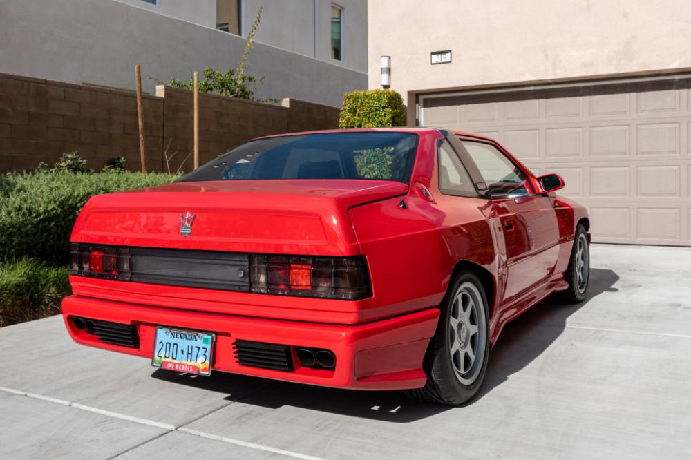 1992 Maserati Shamal in 2020