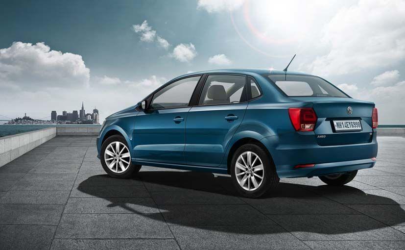 Volkswagen Ameo Launched In India Volkswagen Car Rental Company Sedan Cars