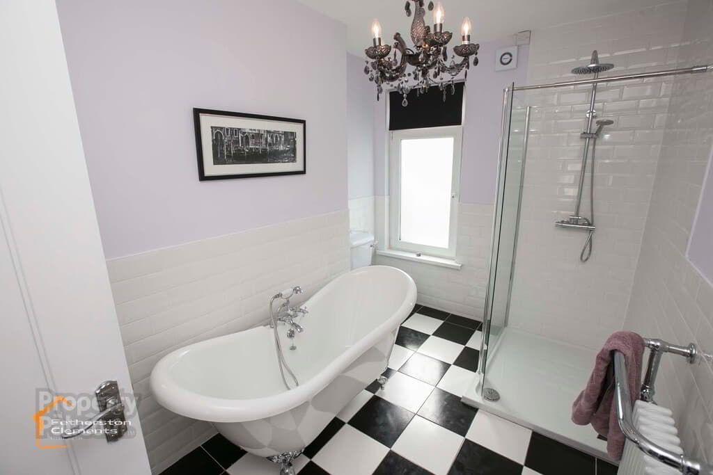 5 Bloomfield Road, Belfast #bathroom | One bedroom ...