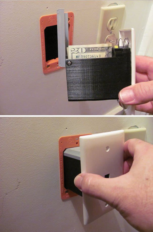 Even Secret Agents Will Be Amazed By These Hidden Compartments - Awesome