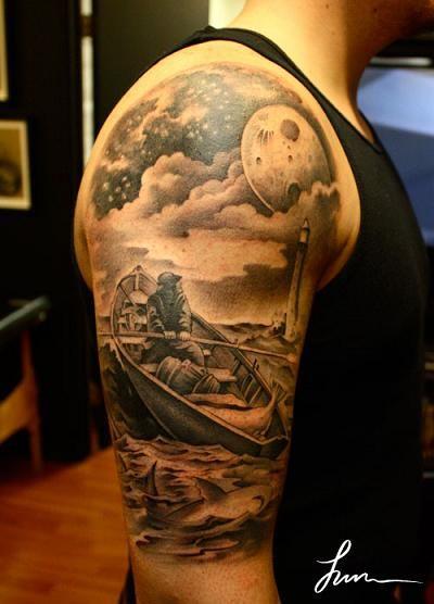 Tumblr l9evxfrzk51qdmw2bo1 400 556 pixels for Higher ground tattoo