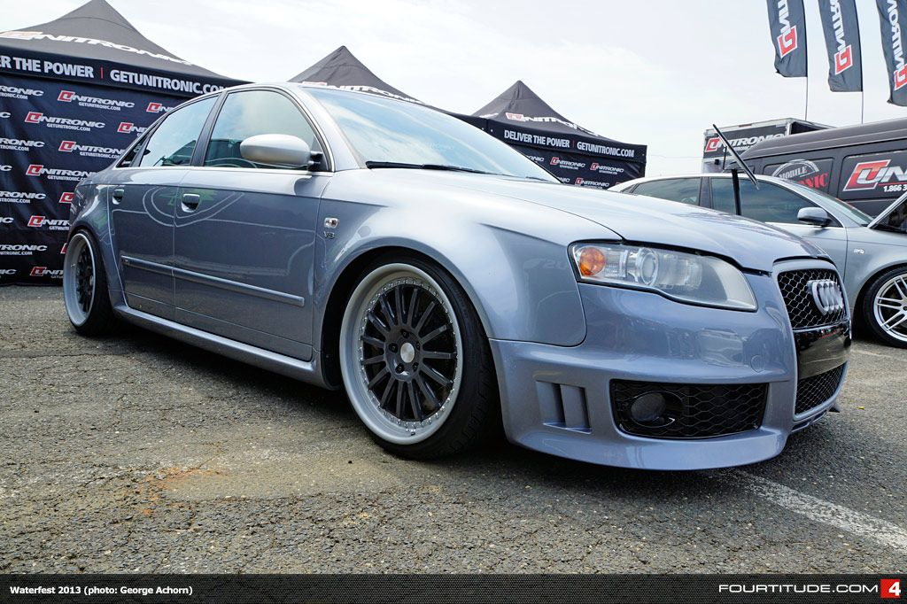 Gorgeous Audi RS4